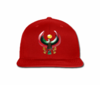 Men's Red Heru Snap Back (Flexstyle Logo)