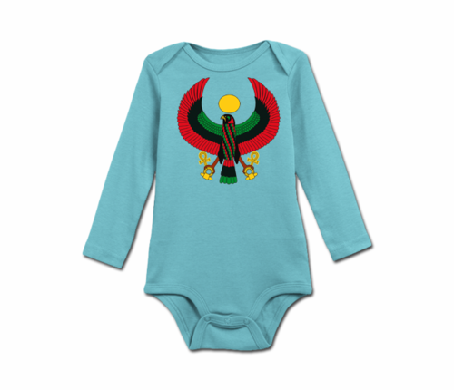 Infant Pool Heru Long Sleeve Onesie