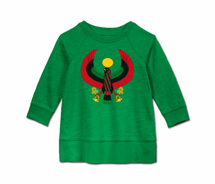 Toddler Heru Long Sleeve Tunic