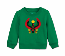 Toddler Heru Cozy Sweatshirt