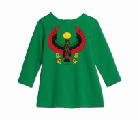 Toddler Heru Cozy Dress