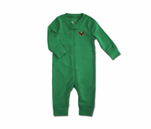 Toddler Heru Zip Romper