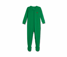 Toddler Heru Zip Footie