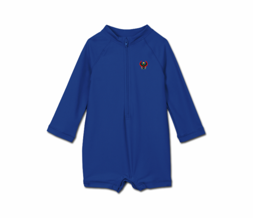 Toddler Royal Blue Heru One Piece Rash Guard
