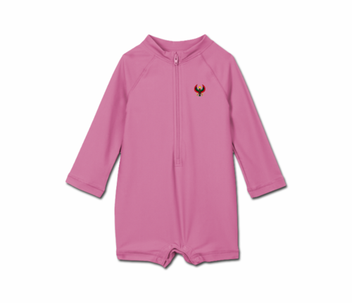 Toddler Lilac Heru One Piece Rash Guard