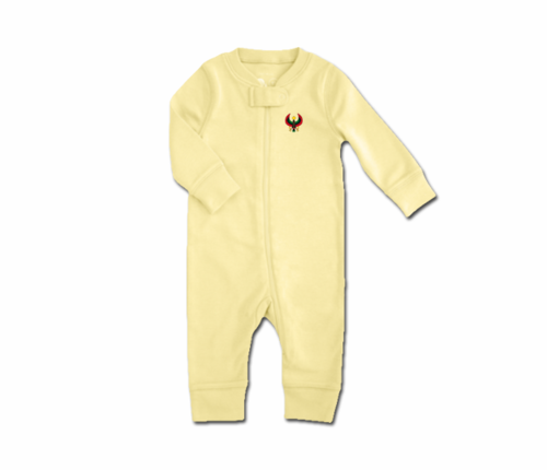 Toddler Butter Heru Zip Romper