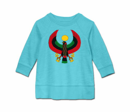 Toddler Pool Heru Long Sleeve Tunic