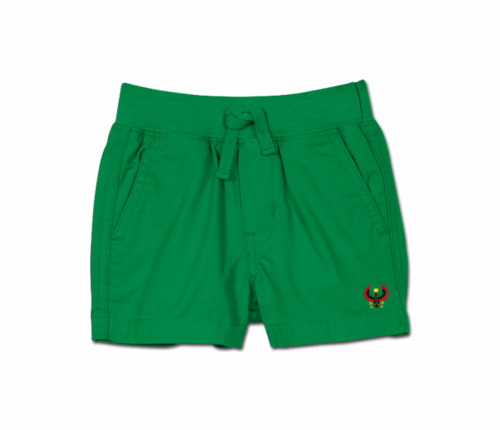 Toddler Kelly Green Heru Broken Twill Pull-On Shorts