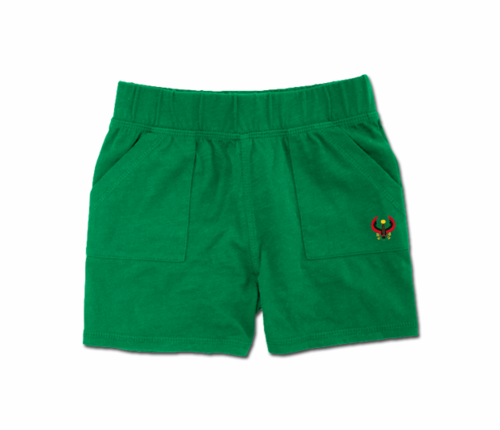 Toddler Kelly Green Heru Play Shorts