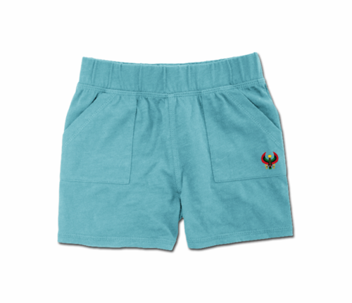 Toddler Pool Blue Heru Play Shorts