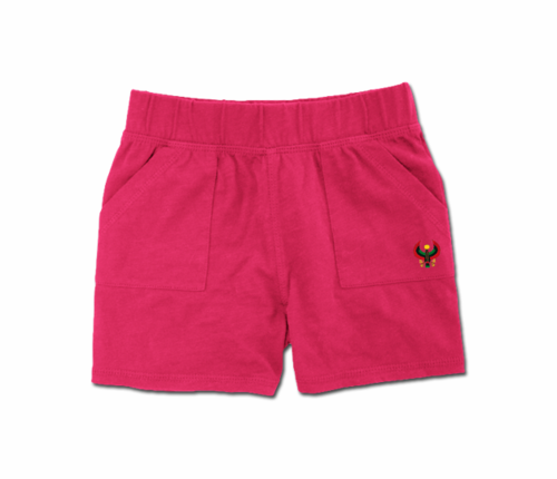 Toddler Raspberry Heru Play Shorts