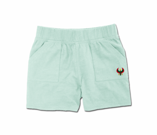 Toddler Mint Heru Play Shorts