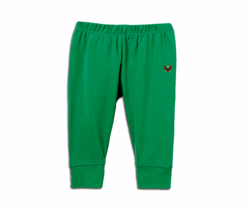 Toddler Kelly Green Heru Pants