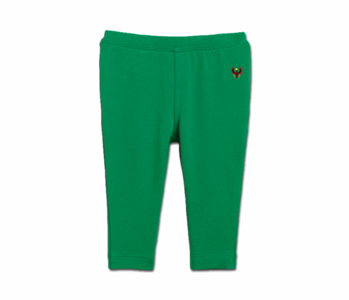 Toddler Kelly Green Heru Leggings