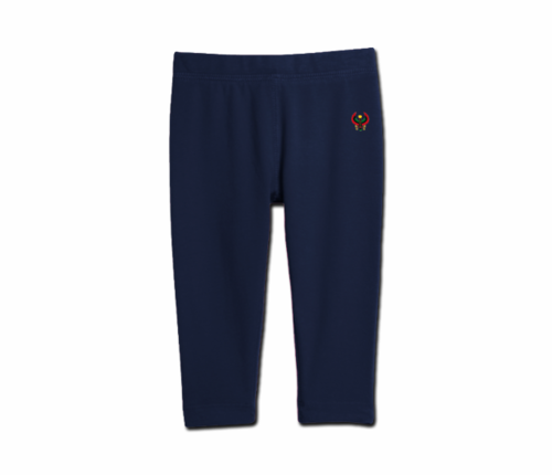 Toddler Navy Blue Heru Cozy Leggings