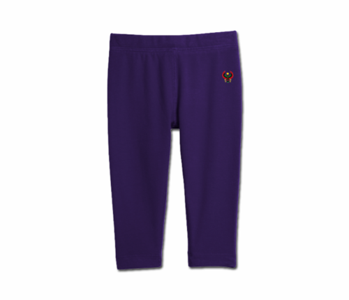Toddler Purple Heru Cozy Leggings